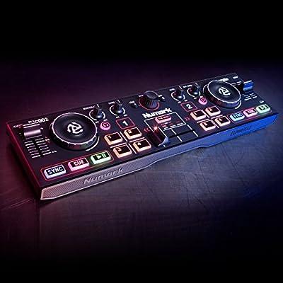 Numark DJ2GO2 | Pocket DJ Controller with Audio Interface and Serato DJ Lite Software Download
