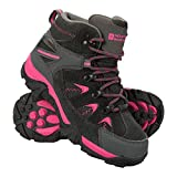 Mountain Warehouse Rapid Kids Boots - Childrens Walking Shoes Pink 2 Child US