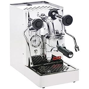 Lelit PL62S Macchina Espresso Gruppo E61, 1400 W, 1 Cups, Acciaio inossidabile