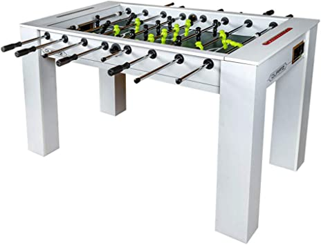 Devessport - Futbolín Quartz White ideal para jugar con amigos ...