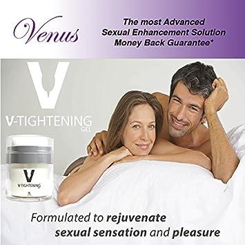 Sexual enhancement cream