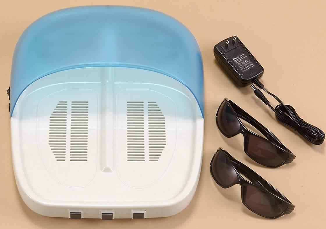 NEW UVフットケア 家庭用紫外線治療器 CUV-5