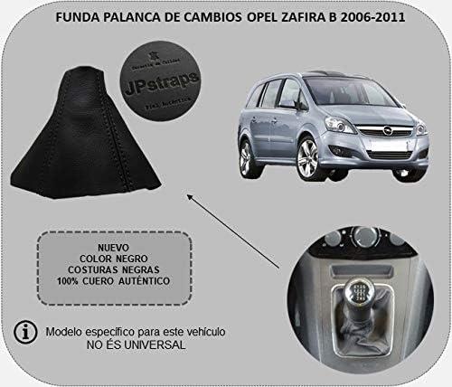 JPstraps 2006-2011 Cuffia Leva Cambio 100/% Pelle O.ZafiraB