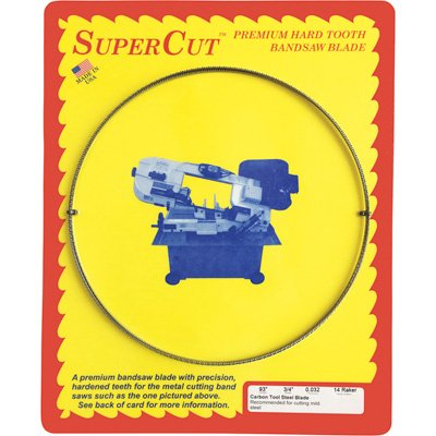 Northern Industrial Supercut Carbon Replacement Band Saw Blade - 93 [Misc.] (Northern Tool Band Saw)