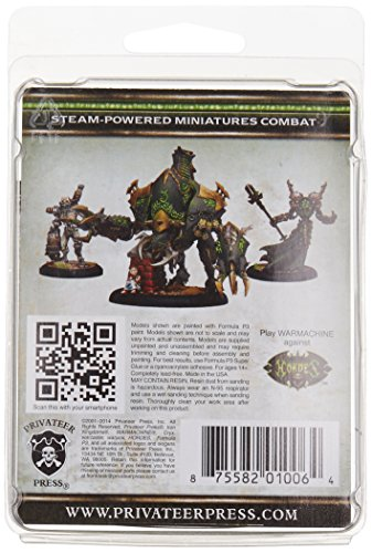 Privateer Press - Warmachine - Cryx: Scavenger Light Bonejack Model Kit 5