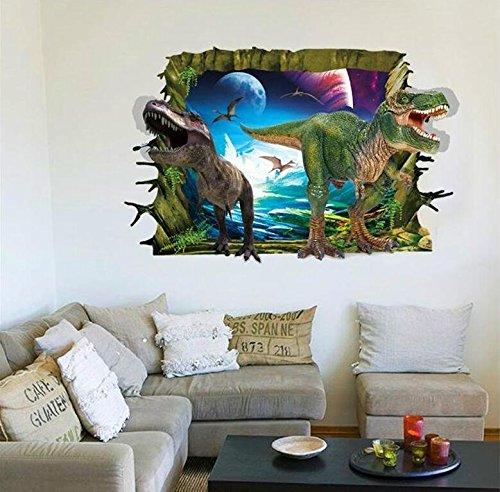 Vinilos de dinosaurios para decorar | www.dinosaurios.tienda