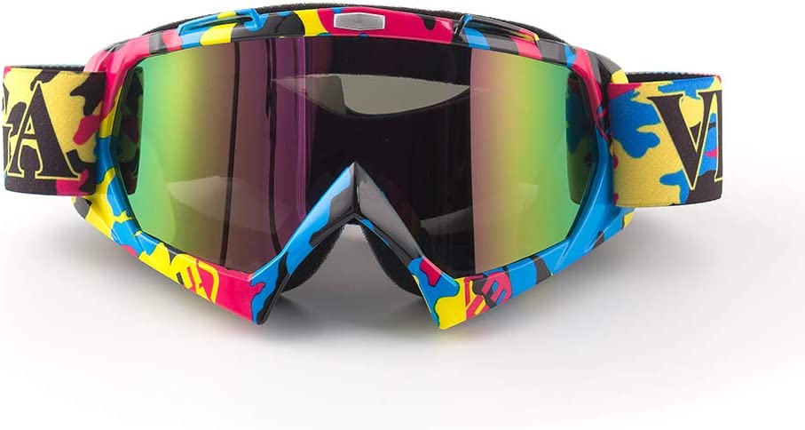MOTO-X Dirt Bike Enduro Brille MTB Motocross winddicht ATV MX Eyewear