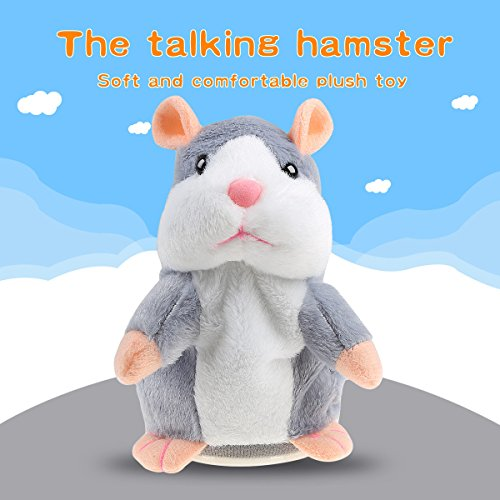 Toy-hamster