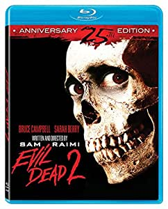Evil Dead 2 (25th Anniversary Edition) [Blu-ray]