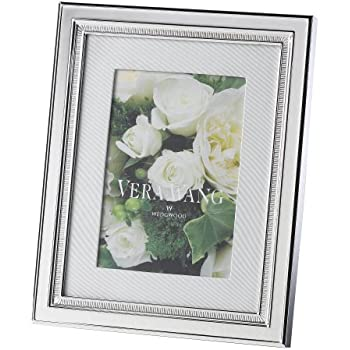 Amazon.com: Vera Wang by Wedgwood Chime 5-Inch by 7-Inch Frame: Home ...