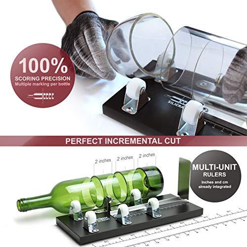 Buy wine bottle cutter tool