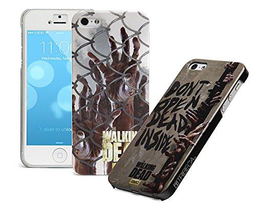 Hardshell Case for iPhone 5 - The Walking Dead - Don't Open Dead Inside