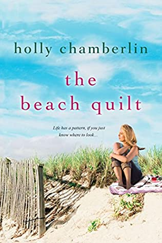 book cover of The Beach Quilt