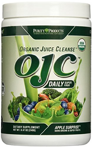 Purity-Products-Certified-Organic-Juice-Cleanse-OJC-Green-Apple