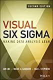Visual Six Sigma : Making Data Analysis Lean, Cox, Ian and Gaudard, Marie A., 1118905687