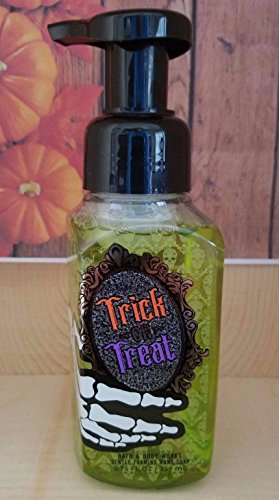 Bath & Body Works Gentle Foaming Hand Soap Trick or Treat -
