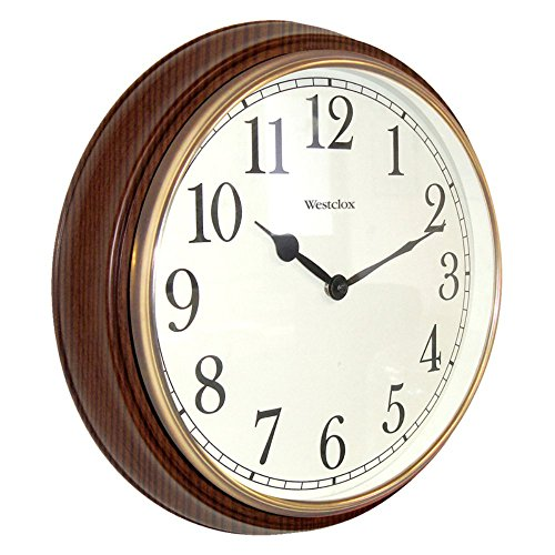 Westclox Quartz Wall Clock 15.5