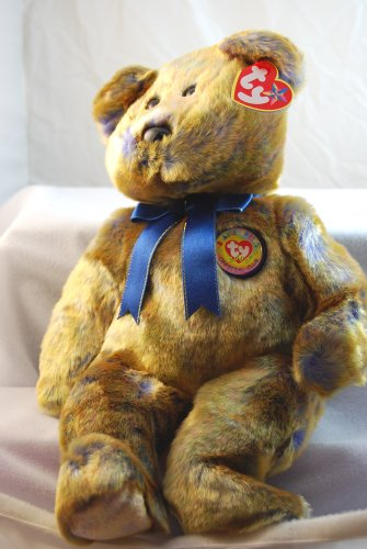 Image Unavailable. Image not available for. Color  1 X Ty Beanie Buddies -  Clubby Bear III 4b9d38b90cfc