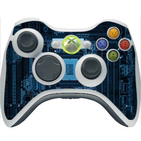 xbox 360 controller motherboard - 4
