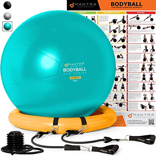 Exercise Ball Chair - 65cm & 75c...