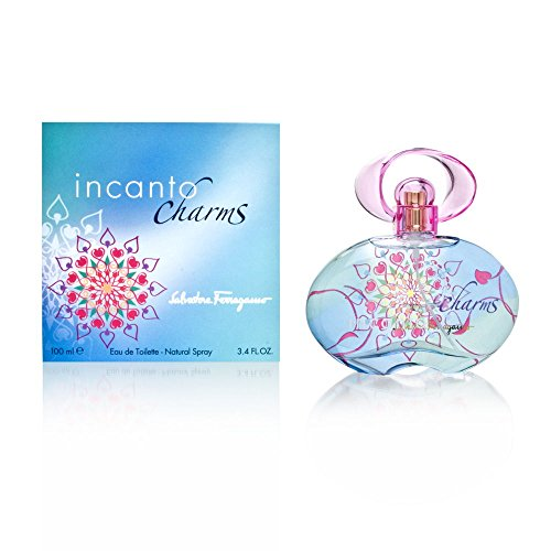 (Incanto Charms By Salvatore Ferragamo For Women. Eau De Toilette Spray 3.4 OZ)
