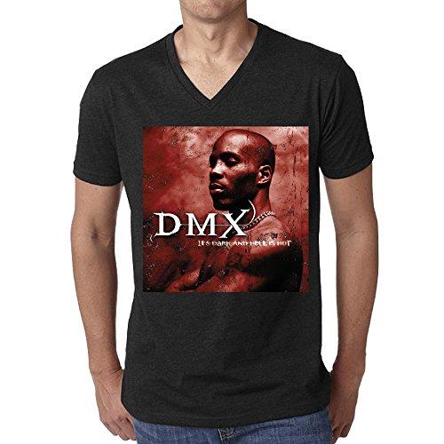 Its Dark And Hell Is Hot Men T Shirts V Neck - Dresses Olivia Holt