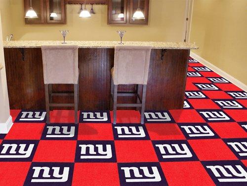 NFL - New York Giants Carpet Tiles - Nfl Carpet Tiles Shopping Results