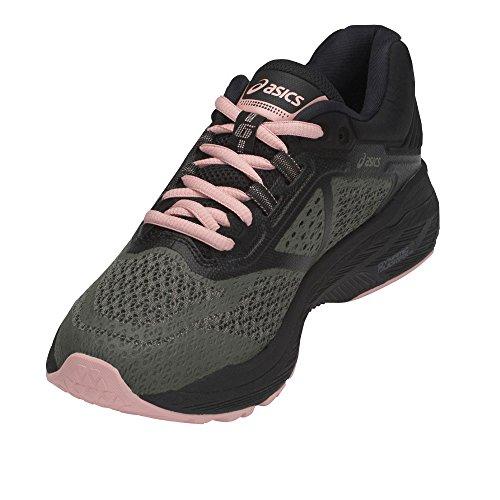 Asics GT-2000 6 - Trail PLASMAGUARD Women's Running Shoes - SS18 Black I8VdrQ3G