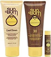 Sun Bum Premium Day Tripper Travel-Sized Sun Care Pack with Mois