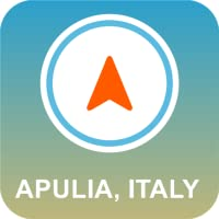 Puglia, Italia Offline GPS