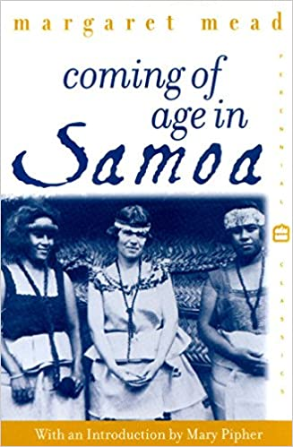 Coming Of Age In Samoa: A Psychological Study Of Primitive Youth For  Western Civilisation Perennial Classics: Amazon.de: Margaret Mead:  Fremdsprachige ...