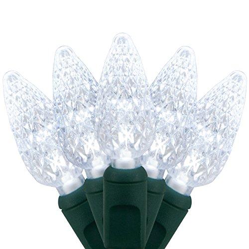 C6 Led Christmas Lights Size - 1