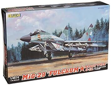 Great Wall Hobby MiG-29 9-12