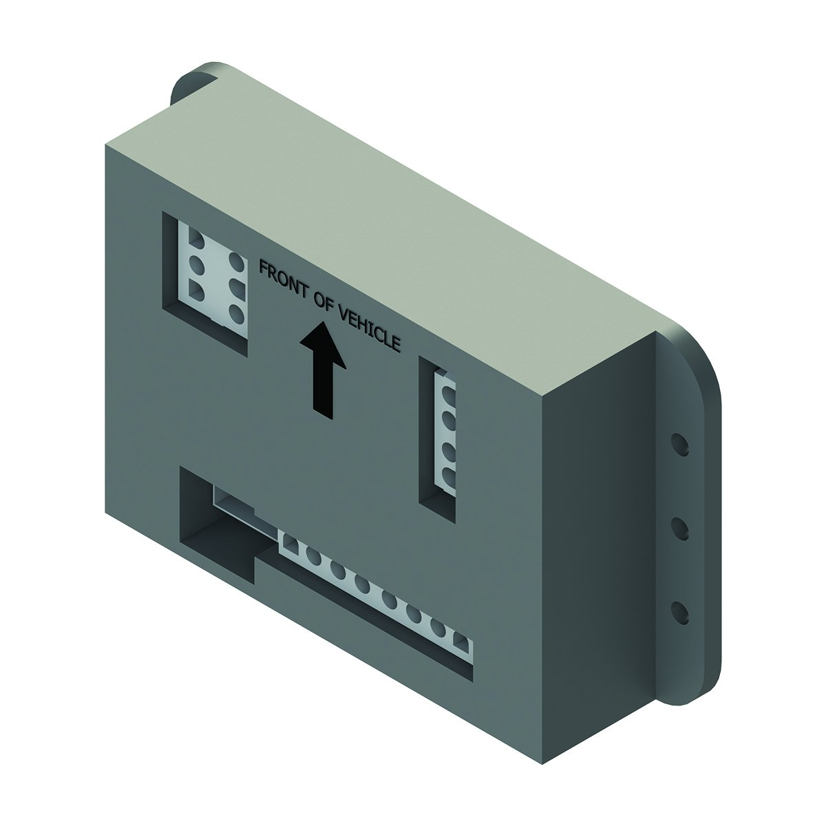 Power Gear 140-1229 Auto Level Control Box by Power Gear