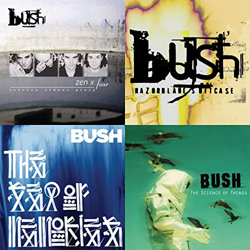 Best of Bush (The Best Of Bush)