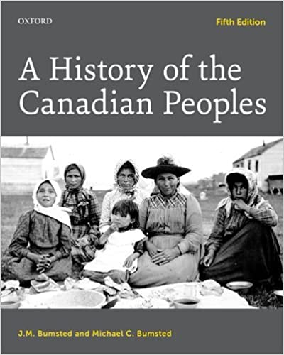 Amazon a history of the canadian peoples 9780199014910 a history of the canadian peoples 5th edition fandeluxe Image collections