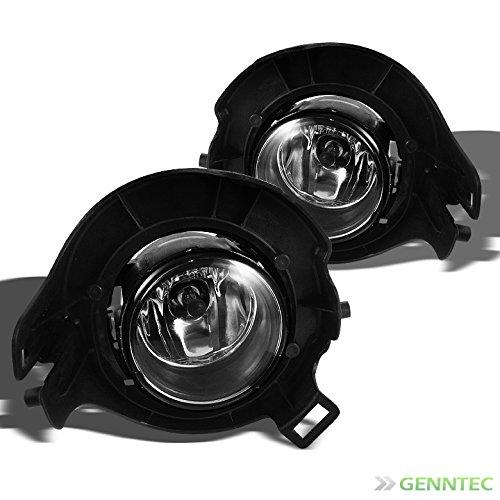 Pathfinder Frontier Sentra Bumper Fog Lights Lamp+Bulbs+Wires Set Pair Pair Left+Right