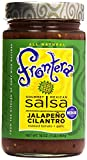 Frontera Foods Medium Jalapeno Salsa, 16 oz