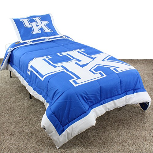 (College Covers Kentucky Wildcats Comforter Set Queen Multi/Color)