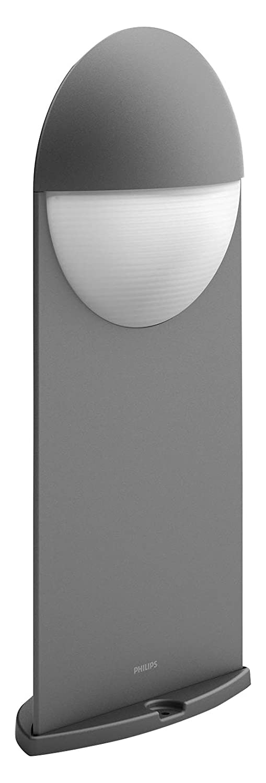 Philips myGarden LED Sockelleuchte Capricorn, 6W, Aluminium, Anthrazit 164579316 [Energieklasse A] 915005193201 164579316_anthrazit