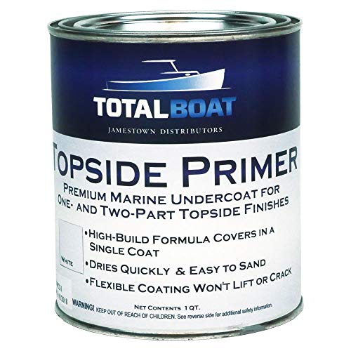 (TotalBoat Topside Primer (White,)