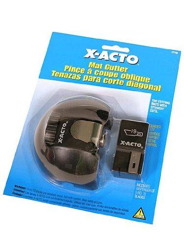 X-acto Foam Board Cutter - X-acto Mat Cutter with Blades No. X7740 mat cutter with blades