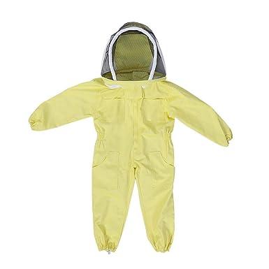 Cosiki Traje de protección de Apicultura Infantil Mono de ...