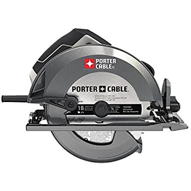 PORTER-CABLE PC15TCSM 15 Amp 7-1/4  Heavy-Duty Circular Saw