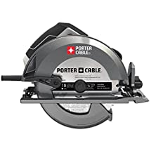 "PORTER-CABLE PC15TCSM 15 Amp 7-1/4"" Heavy-Duty Circular Saw"