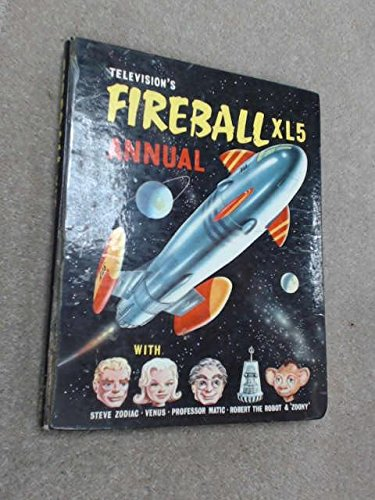 Fireball XL5 Annual 1963