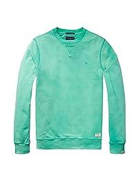 Scotch & Soda Classic Garment Dyed Mens Sweat