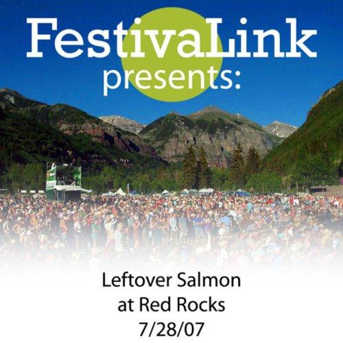 FestivaLink presents Leftover Salmon at Red Rocks - 07 Salmon