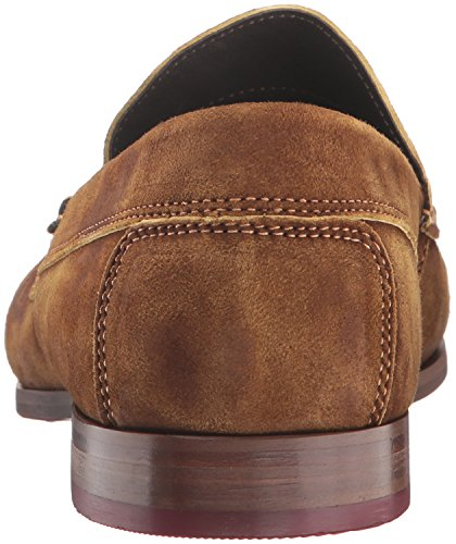 J Nicola Brown Suede Donald Loafer ma Men's Washed Pliner Penny 4qwHP