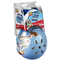 Mondo Toy Story 18714 Children's Helmet with Knee and Elbow Pads